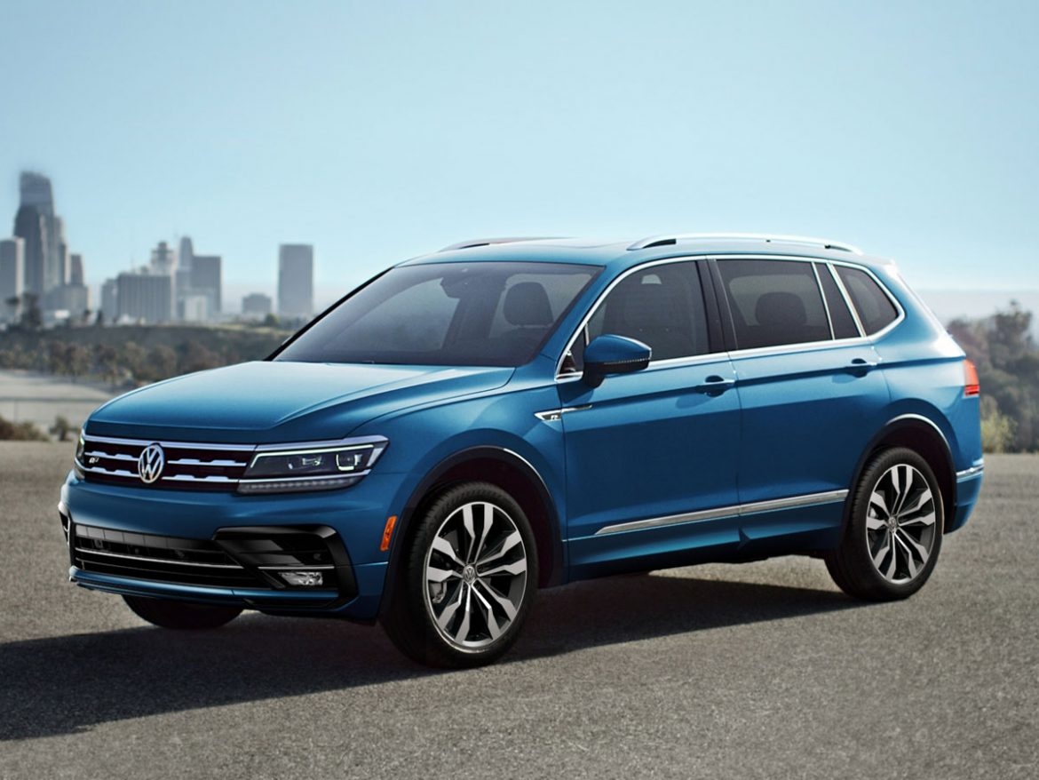 2020 VW Tiguan Adds Features in Hot Compact SUV Market ...