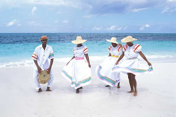 Turks and Caicos Island entertainers